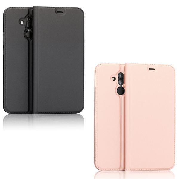 NALIA Klapphülle kompatibel mit Huawei Mate20 Lite, Flip Case Kunst-Leder Handyhülle Hard Cover Etui 360 Grad Hülle, Handy-Tasche Phone Book Bumper Schutzhülle Wallet Klappbar – Bild 1