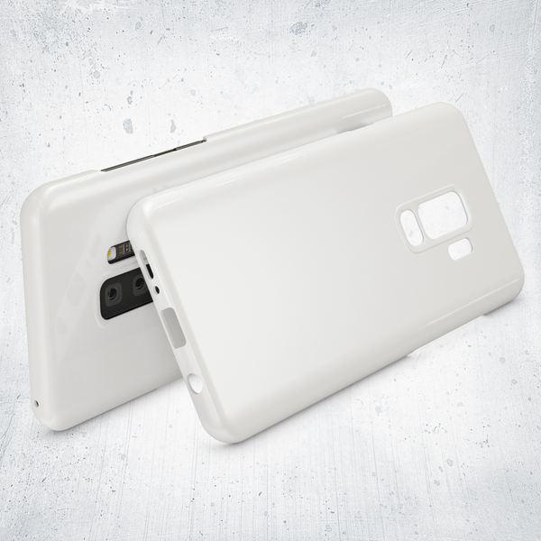 NALIA Handyhülle kompatibel mit Samsung Galaxy S9 Plus, Dünne Hülle Phone Hardcase Schutzhülle, Ultra-Slim Cover Case Etui Handy-Tasche, Thin Smartphone Schutz Backcover Skin Bumper  – Bild 17