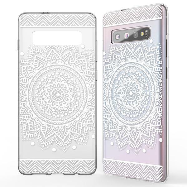 NALIA Hülle kompatibel mit Samsung Galaxy S10, Motiv Handyhülle Slim Silikon Case Cover Schutzhülle Dünn Durchsichtig, Etui Handy-Tasche Backcover Transparent Bumper Skin – Bild 17