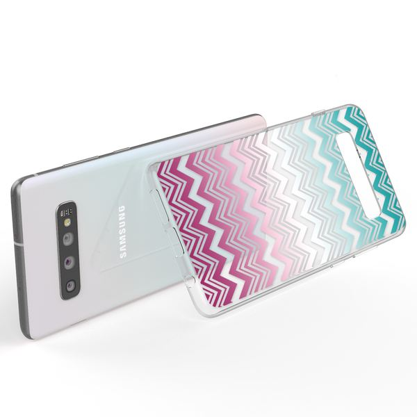 NALIA Hülle kompatibel mit Samsung Galaxy S10, Motiv Handyhülle Slim Silikon Case Cover Schutzhülle Dünn Durchsichtig, Etui Handy-Tasche Backcover Transparent Bumper Skin – Bild 21