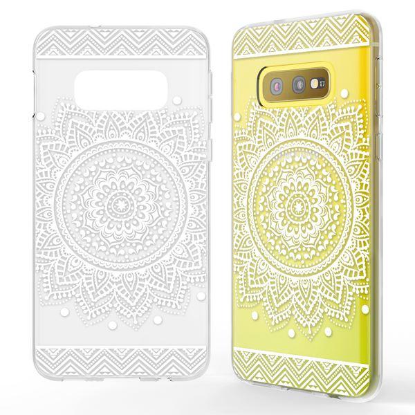 NALIA Hülle kompatibel mit Samsung Galaxy S10e, Motiv Handyhülle Slim Silikon Case Cover Schutzhülle Dünn Durchsichtig, Etui Handy-Tasche Backcover Transparent Bumper – Bild 17