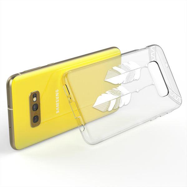 NALIA Hülle kompatibel mit Samsung Galaxy S10e, Motiv Handyhülle Slim Silikon Case Cover Schutzhülle Dünn Durchsichtig, Etui Handy-Tasche Backcover Transparent Bumper – Bild 15