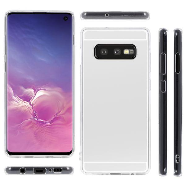NALIA Spiegel Hülle kompatibel mit Samsung Galaxy S10e, Ultra-Slim Handyhülle Mirror TPU Silikon Case, Schutz-Hülle Dünn Back-Cover Verspiegelt, Handy-Tasche Bumper Smart-Phone Etui – Bild 15