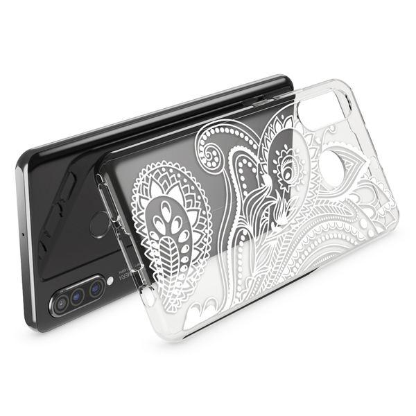 NALIA Hülle kompatibel mit Huawei P30 Lite, Motiv Handyhülle Ultra-Slim Silikon Case Crystal Cover Schutzhülle Durchsichtig, Handy-Tasche Backcover Transparent Bumper – Bild 3