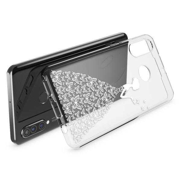 NALIA Hülle kompatibel mit Huawei P30 Lite, Motiv Handyhülle Ultra-Slim Silikon Case Crystal Cover Schutzhülle Durchsichtig, Handy-Tasche Backcover Transparent Bumper – Bild 15