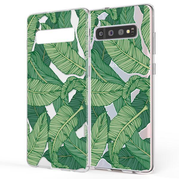 NALIA Handyhülle kompatibel mit Samsung Galaxy S10, Ultra-Slim Silikon Hülle Motiv Case Cover Crystal Schutzhülle, Durchsichtig Etui Handy-Tasche Backcover Transparent Bumper – Bild 18