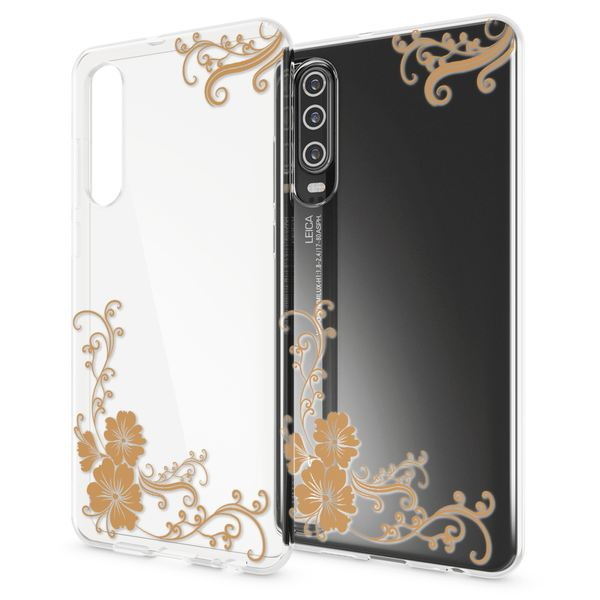 NALIA Hülle kompatibel mit Huawei P30, Motiv Handyhülle Ultra-Slim Silikon Case Crystal Cover Schutzhülle Durchsichtig, Dünne Handy-Tasche Backcover Transparent Bumper – Bild 18