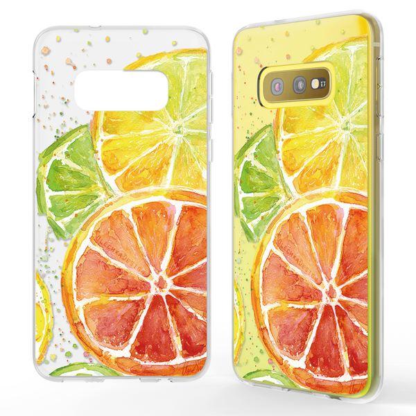 NALIA Handyhülle kompatibel mit Samsung Galaxy S10e, Slim Silikon Hülle Motiv Case Cover Crystal Schutzhülle Durchsichtig, Etui Dünn Handy-Tasche Backcover Transparent Bumper Skin – Bild 23