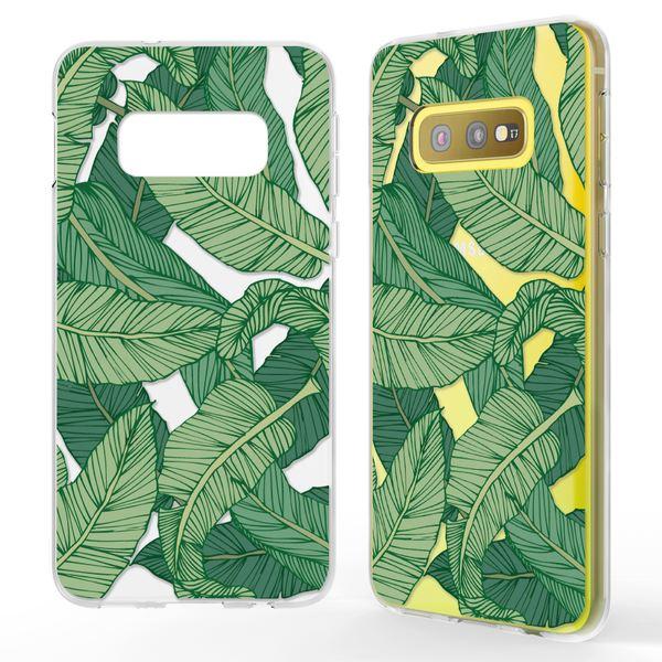 NALIA Handyhülle kompatibel mit Samsung Galaxy S10e, Slim Silikon Hülle Motiv Case Cover Crystal Schutzhülle Durchsichtig, Etui Dünn Handy-Tasche Backcover Transparent Bumper Skin – Bild 16