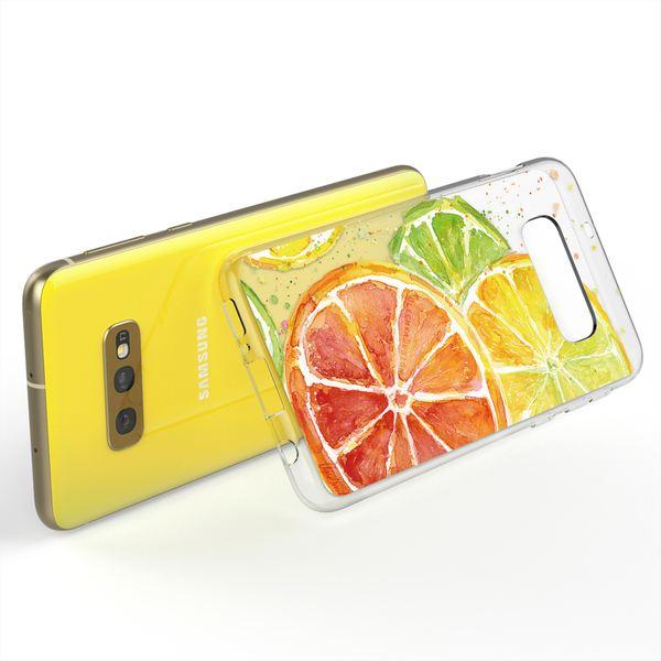NALIA Handyhülle kompatibel mit Samsung Galaxy S10e, Slim Silikon Hülle Motiv Case Cover Crystal Schutzhülle Durchsichtig, Etui Dünn Handy-Tasche Backcover Transparent Bumper Skin – Bild 24