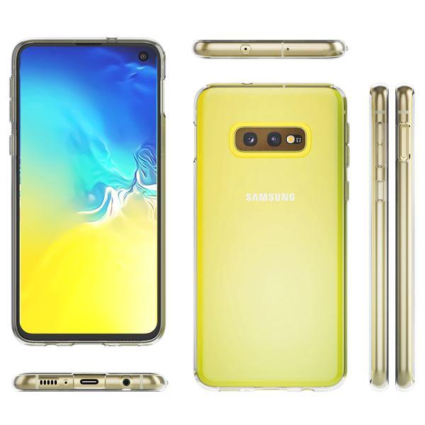NALIA Handyhülle kompatibel mit Samsung Galaxy S10e, Slim Silikon Hülle Motiv Case Cover Crystal Schutzhülle Durchsichtig, Etui Dünn Handy-Tasche Backcover Transparent Bumper Skin – Bild 15