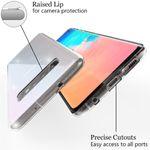 NALIA Glitter Hülle kompatibel mit Samsung Galaxy S10, Glitzer Handyhülle Ultra-Slim Silikon Case Cover Schutzhülle, Bling Handy-Tasche Bumper, Dünnes Strass Smart-Phone Backcover – Bild 3