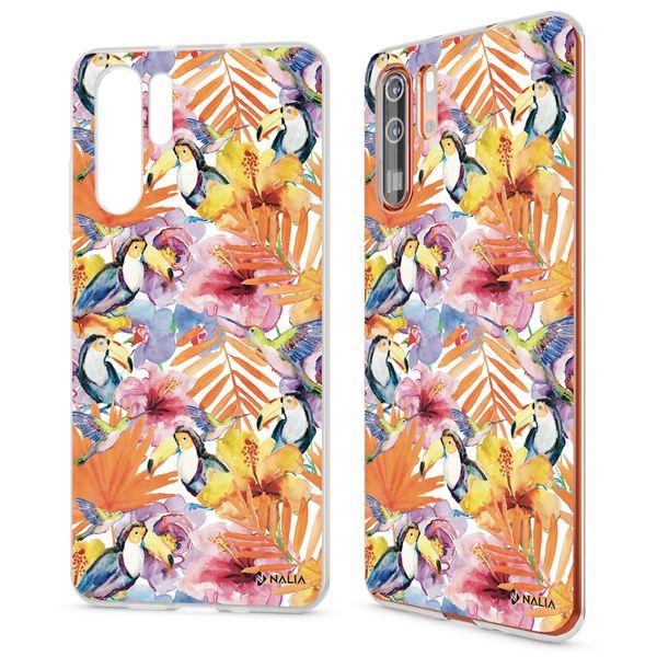 NALIA Hülle kompatibel mit Huawei P30 Pro, Motiv Handyhülle Ultra-Slim Silikon Case Crystal Cover Schutzhülle Durchsichtig, Dünne Handy-Tasche Backcover Transparent Bumper – Bild 23