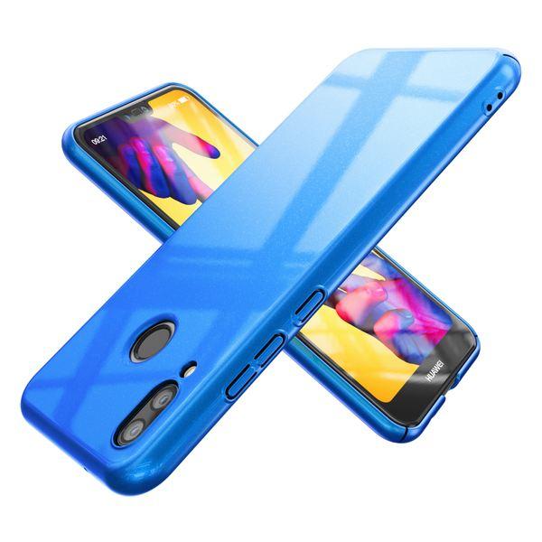 NALIA Handyhülle kompatibel mit Huawei P20 Lite, Dünne Hülle Phone Hardcase Schutzhülle, Ultra-Slim Cover Case Etui Handy-Tasche, Thin Smartphone Schutz Backcover Skin Bumper  – Bild 9