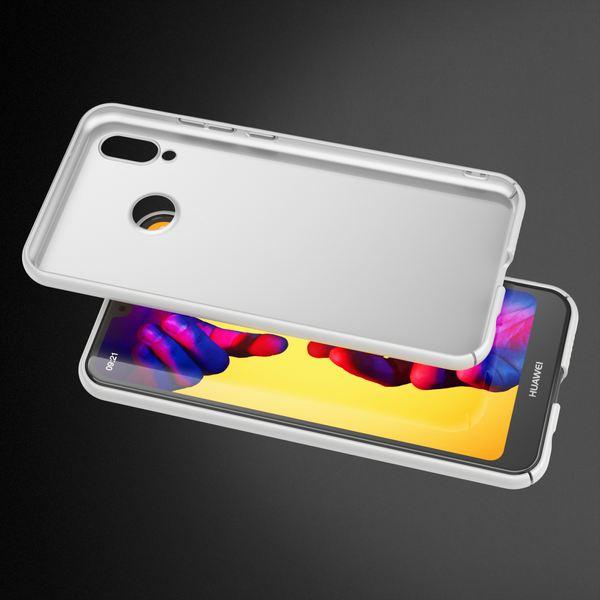 NALIA Handyhülle kompatibel mit Huawei P20 Lite, Dünne Hülle Phone Hardcase Schutzhülle, Ultra-Slim Cover Case Etui Handy-Tasche, Thin Smartphone Schutz Backcover Skin Bumper  – Bild 19