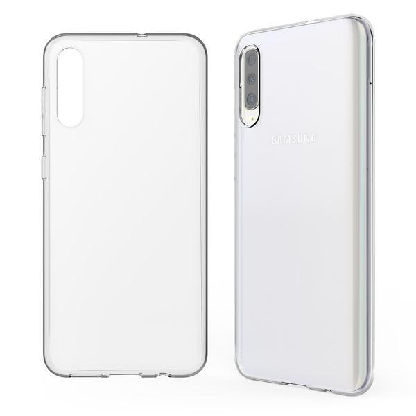 NALIA Handyhülle kompatibel mit Samsung Galaxy A50, Dünne TPU Silikon Smartphone Hülle Case Cover Schutzhülle Crystal Clear, Durchsichtiges Gummi Phone Etui Handy-Tasche Backcover Bumper - Transparent – Bild 6
