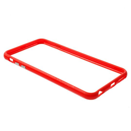 delightable24 Bumper PC & TPU Silikon für Apple iPhone 6 PLUS / 6S PLUS - Rot – Bild 7