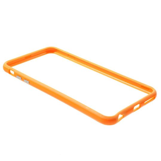 delightable24 Bumper PC & TPU Silikon für Apple iPhone 6 PLUS / 6S PLUS - Orange – Bild 6