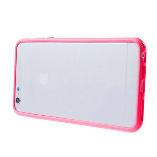 delightable24 Bumper PC & TPU Silikon für Apple iPhone 6 PLUS / 6S PLUS - Pink – Bild 3
