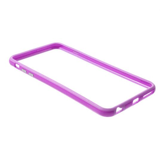 delightable24 Bumper PC & TPU Silikon für Apple iPhone 6 PLUS / 6S PLUS - Magenta – Bild 7