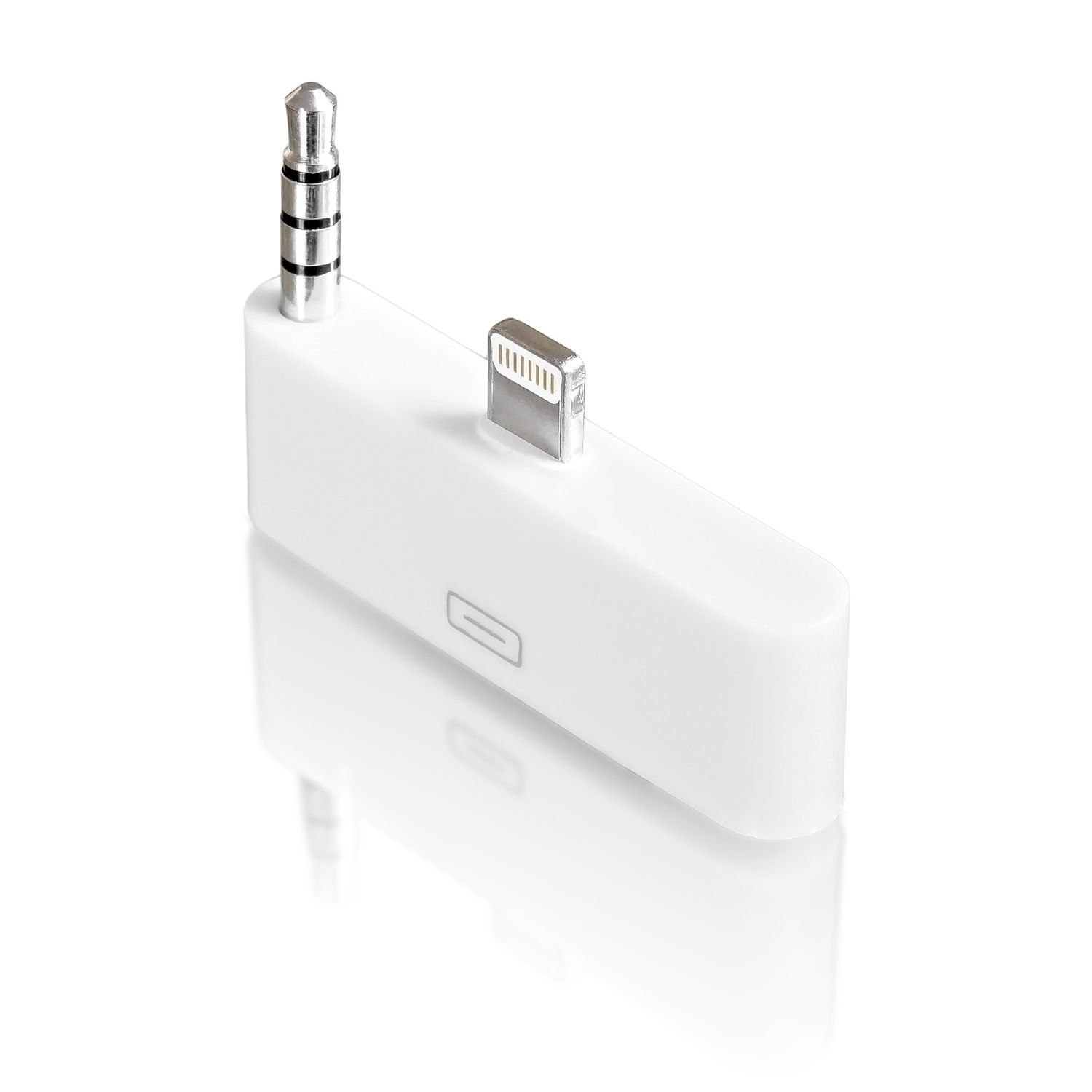 iphone usb drive adapter audio stecker nica 30pin anschluss zu 8pin 1857