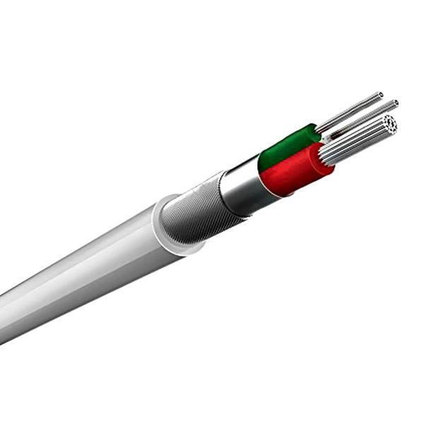 NALIA 1m USB Ladekabel, Stabiles Sync Daten-Kabel MFI-Zertifiziert Aufladekabel Smartphone Charger Cable für i-Phone X XS-Max XR/ 8 7 & Plus / 6 6s/ 5 c 5SE, iPads - Weiß – Bild 5