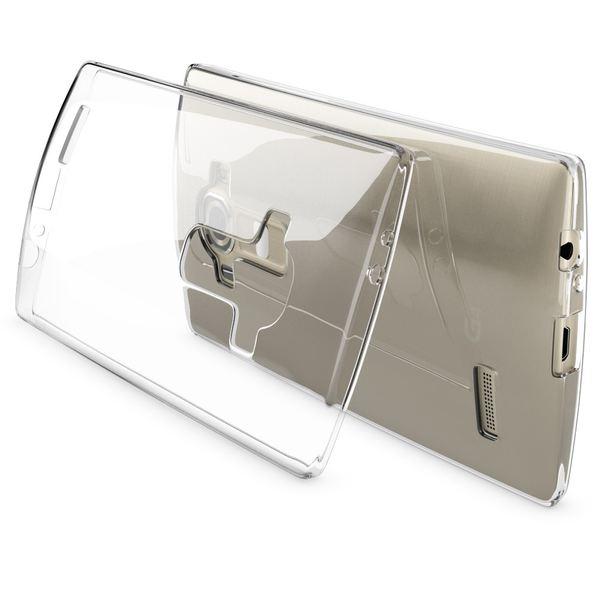LG G4 Hülle Handyhülle von NALIA, Slim Silikon Case Cover Crystal Clear Schutzhülle Dünn Durchsichtig, Etui Handy-Tasche Backcover Transparent, Phone Schutz Rückseite Bumper Silikonhülle für LG G-4 – Bild 2