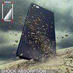 NALIA Handyhülle kompatibel mit Huawei P8 Lite, Ultra-Slim Silikon Case Cover Hülle, Dünne Crystal Schutzhülle Etui Handy-Tasche Schale Back-Cover Bumper, Thin TPU Smart-Phone Gummi Hülle - Matt Pink – Bild 6