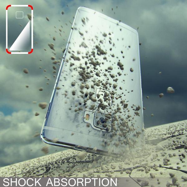 NALIA Handyhülle für Huawei Mate S, Soft Slim TPU Silikon Case Cover Hülle Crystal Clear Schutzhülle Dünn Durchsichtig, Etui Handy-Tasche Backcover Transparent, Phone Schutz Bumper für Huawei Mate-S – Bild 5