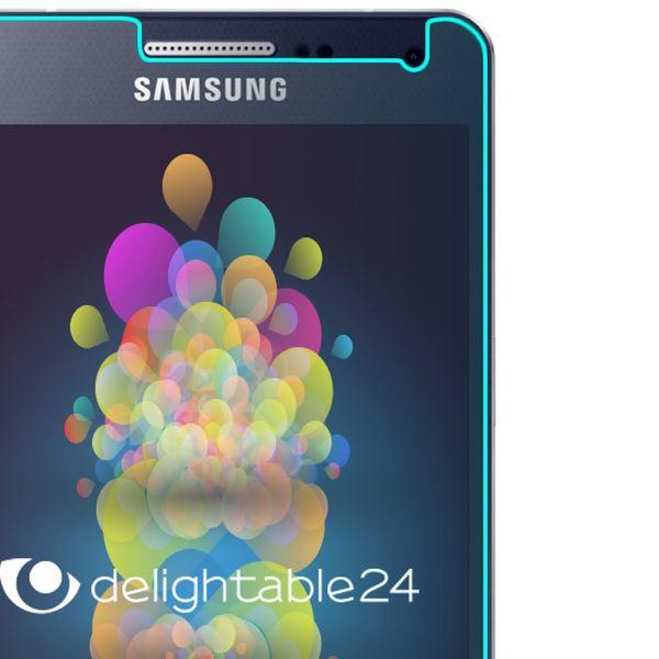 NALIA Schutzglas kompatibel mit Samsung Galaxy A5 (2015), Full-Cover Displayschutz Handy-Folie, 9H Glas-Schutzfolie Bildschirm-Abdeckung, Schutz-Film HD Screen Protector Tempered Glass - Transparent – Bild 5