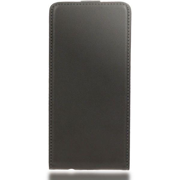 NALIA Handyhülle in Lederoptik, Handy Flip Case Tasche Schutzhülle Back-Cover Komplett-Schutz Hülle Hardcase Book-Style Bumper Etui - Schwarz – Bild 8