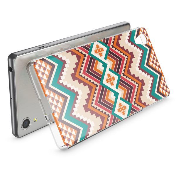 NALIA Handyhülle kompatibel mit Sony Xperia X, Slim Silikon Motiv Case Smart-Phone Crystal Schutzhülle Dünn Durchsichtig, Etui Handy-Tasche Transparent Back-Cover Bumper – Bild 3