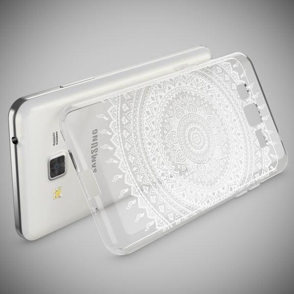 NALIA Handyhülle kompatibel mit Samsung Galaxy Grand Prime, Slim Silikon Motiv Case Cover Crystal Schutzhülle Dünn Durchsichtig, Etui Handy-Tasche Back-Cover Transparent – Bild 18