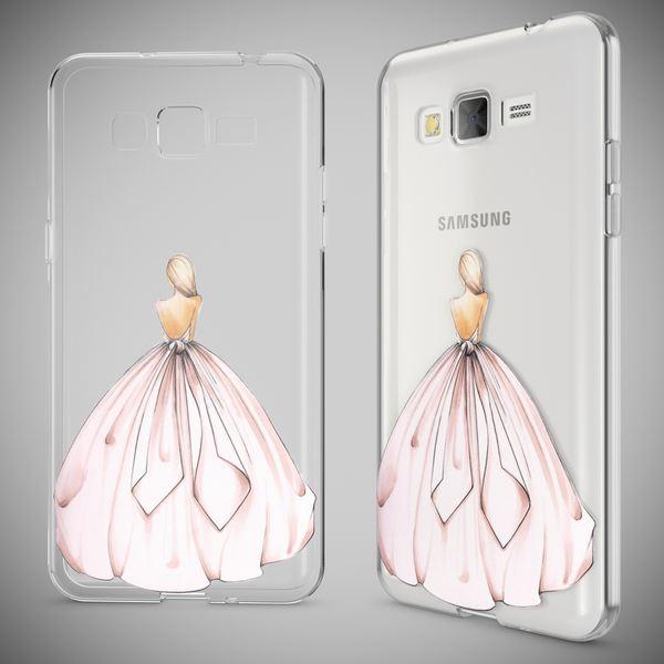 NALIA Handyhülle kompatibel mit Samsung Galaxy Grand Prime, Slim Silikon Motiv Case Cover Crystal Schutzhülle Dünn Durchsichtig, Etui Handy-Tasche Back-Cover Transparent – Bild 13