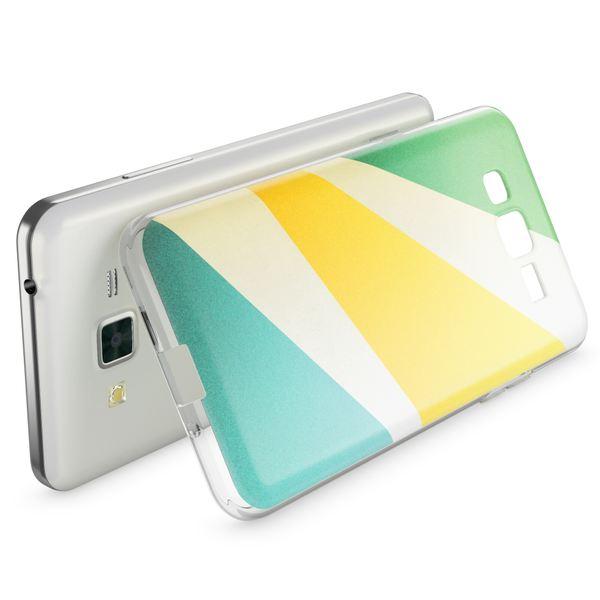 NALIA Handyhülle kompatibel mit Samsung Galaxy Grand Prime, Slim Silikon Motiv Case Cover Crystal Schutzhülle Dünn Durchsichtig, Etui Handy-Tasche Back-Cover Transparent – Bild 9