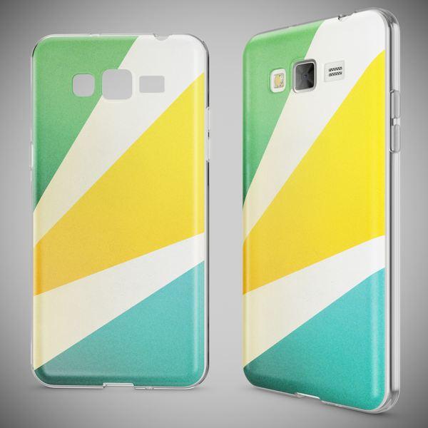 NALIA Handyhülle kompatibel mit Samsung Galaxy Grand Prime, Slim Silikon Motiv Case Cover Crystal Schutzhülle Dünn Durchsichtig, Etui Handy-Tasche Back-Cover Transparent – Bild 10