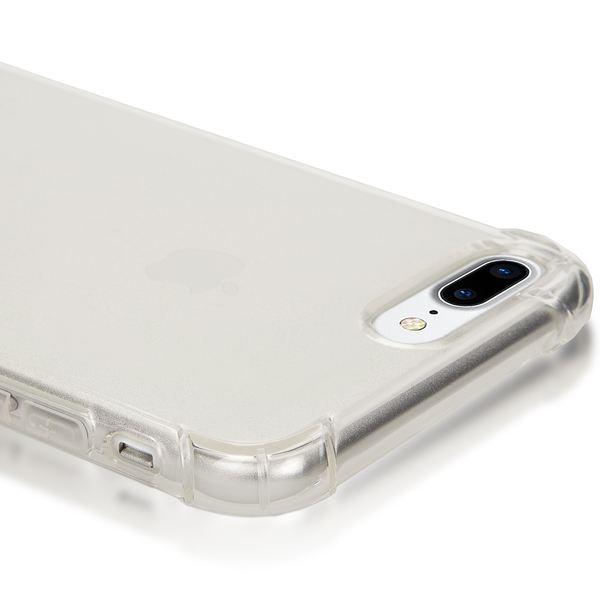 NALIA Handyhülle für iPhone 8 Plus / 7 Plus, Ultra-Slim Silikon Case Crystal Schutz-Hülle Dünn Durchsichtig, Etui Handy-Tasche Back-Cover Transparent Bumper für Apple iPhone 7Plus / 8Plus - Transparent – Bild 2