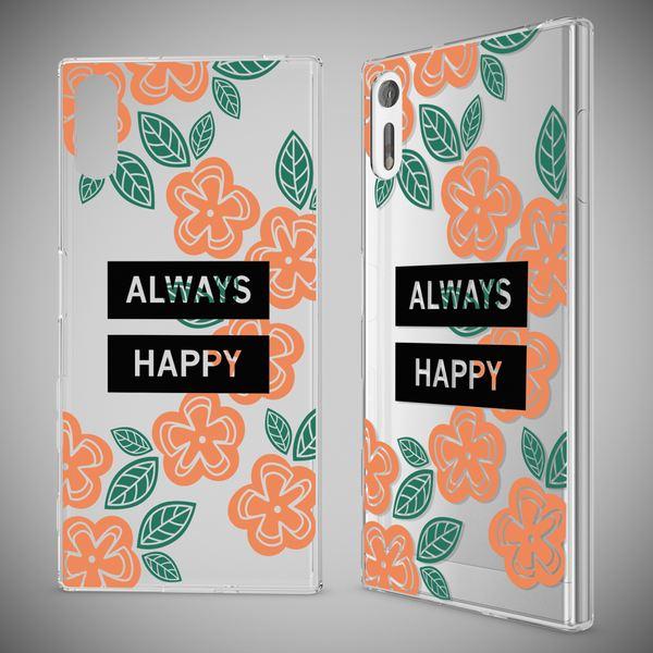 NALIA Handyhülle kompatibel mit Sony Xperia XZ, Slim Silikon Motiv Case Phone Cover Crystal Schutzhülle Dünn Durchsichtig, Etui Handy-Tasche Transparent Backcover Bumper – Bild 4
