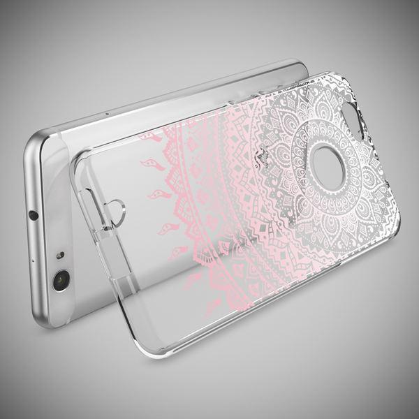NALIA Handyhülle für Huawei Nova, Slim Silikon Motiv Case Cover Hülle Crystal Schutzhülle Dünn Durchsichtig, Etui Handy-Tasche Backcover Transparent Bumper für Nova Phone – Bild 12
