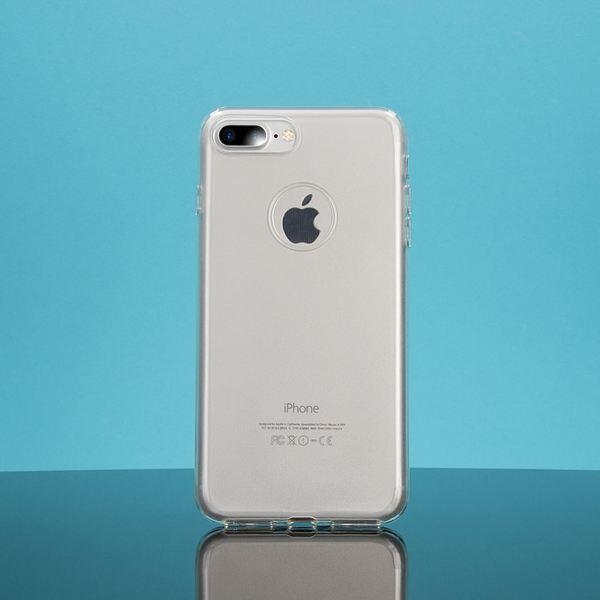 NALIA Handyhülle für iPhone 8 Plus / 7 Plus, Glitzer Leopard Slim Silikon-Case Back-Cover Schutz-Hülle, Glitter Leo Sparkle Handy-Tasche, Dünnes Bling Strass Etui für Apple iPhone 7+ / 8+ - Pink Lila – Bild 5