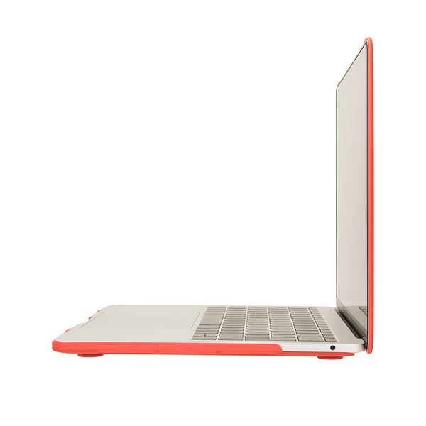 NALIA Hardcase Hülle für Macbook Pro 13 Zoll 2016, Ultra-Slim Case Schutzhülle Matt, Transparent Protector Sleeve Hartschale, Front& Back-Cover Laptop Tasche Skin Dünn Durchsichtig  – Bild 5