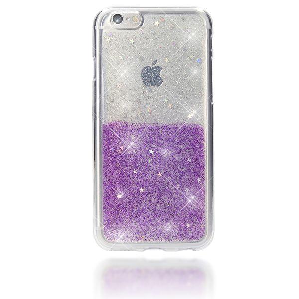 NALIA Handyhülle kompatibel mit iPhone 6 6S, Glitzer Sterne Slim Silikon-Case Back-Cover Schutz-Hülle, Glitter Stars Sparkle Handy-Tasche Schale Dünnes Bling Smart-Phone Etui – Bild 21
