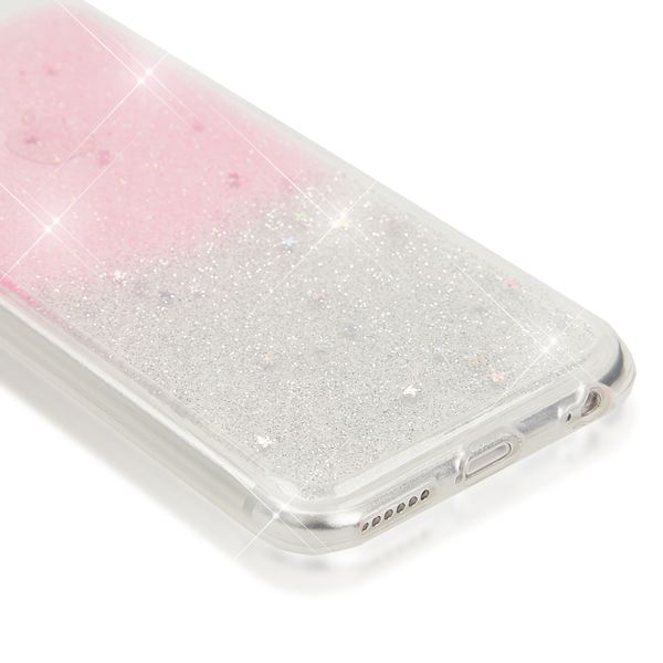 NALIA Handyhülle kompatibel mit iPhone 6 6S, Glitzer Sterne Slim Silikon-Case Back-Cover Schutz-Hülle, Glitter Stars Sparkle Handy-Tasche Schale Dünnes Bling Smart-Phone Etui – Bild 10