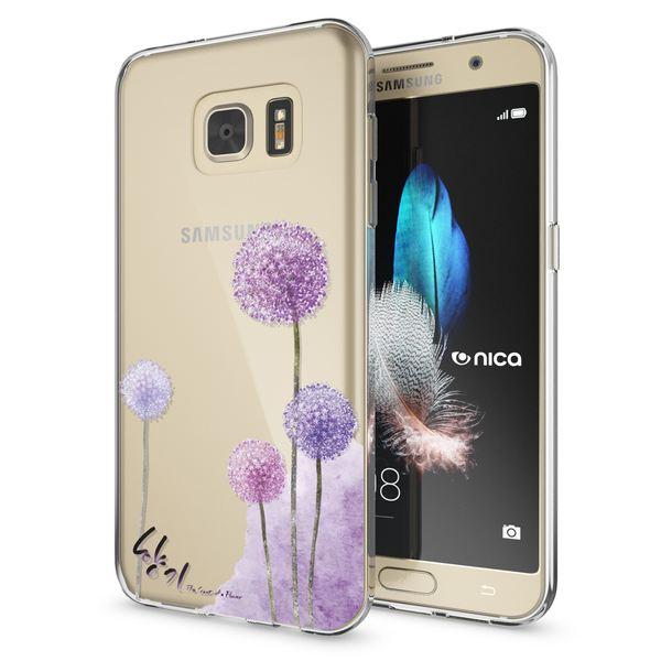 NALIA Handyhülle kompatibel mit Samsung Galaxy S7, Slim Silikon Motiv Case Hülle Crystal Schutzhülle Dünn Durchsichtig, Etui Handy-Tasche Back-Cover Transparent Bumper – Bild 17