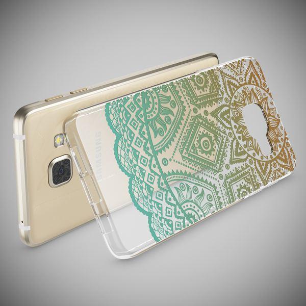 NALIA Handyhülle kompatibel mit Samsung Galaxy A3 2016, Slim Silikon Motiv Case Hülle Cover Crystal Dünn Durchsichtig Etui Handy-Tasche Backcover Transparent Phone Bumper – Bild 12