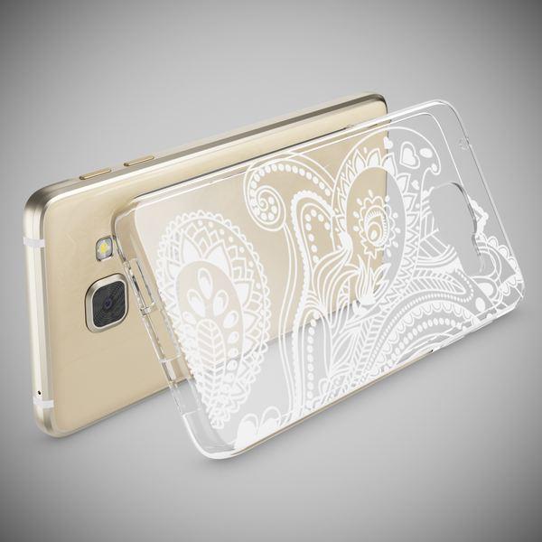 NALIA Handyhülle kompatibel mit Samsung Galaxy A3 2016, Slim Silikon Motiv Case Hülle Cover Crystal Dünn Durchsichtig Etui Handy-Tasche Backcover Transparent Phone Bumper – Bild 21