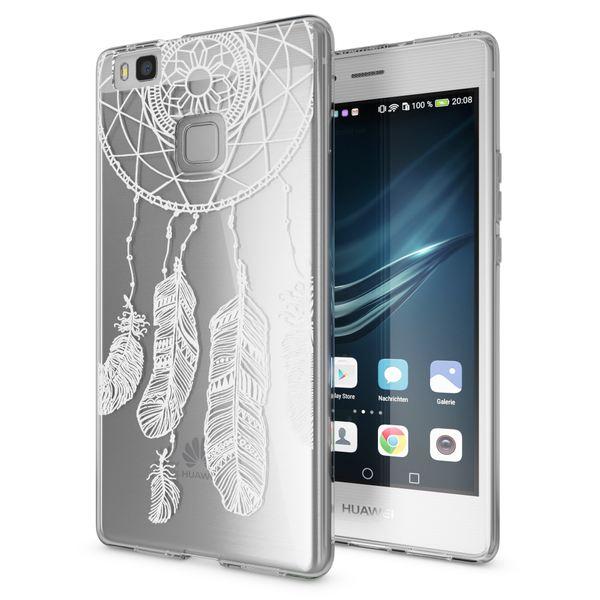 NALIA Handyhülle kompatibel mit Huawei P9 Lite 2016, Slim Silikon Motiv Case Cover Hülle Crystal Schutzhülle Dünn Durchsichtig, Etui Handy-Tasche Back-Cover Smart-Phone Bumper – Bild 17