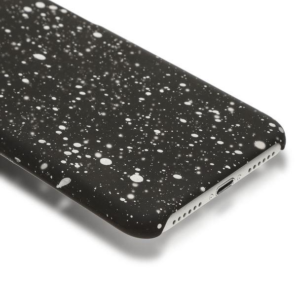 NALIA Handyhülle kompatibel mit iPhone 7 / 8, Sternhimmel Glitzer Cover Dünnes 3D Case Schutz-Hülle Handy-Tasche, Ultra-Slim Liquid Silikon Hardcase Bumper Smart-Phone Back-Cover Etui – Bild 6