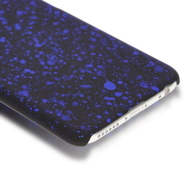 NALIA Handyhülle kompatibel mit iPhone 6 6S, Sternhimmel Glitzer Cover Dünnes 3D Case Schutz-Hülle Handy-Tasche, Ultra-Slim Liquid Silikon Hard-Case Bumper, Smart-Phone Backcover Etui – Bild 4