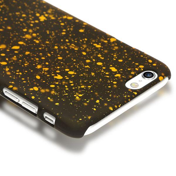 NALIA Handyhülle kompatibel mit iPhone 6 6S, Sternhimmel Glitzer Cover Dünnes 3D Case Schutz-Hülle Handy-Tasche, Ultra-Slim Liquid Silikon Hard-Case Bumper, Smart-Phone Backcover Etui – Bild 19